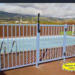 Fence Style Standard Pool