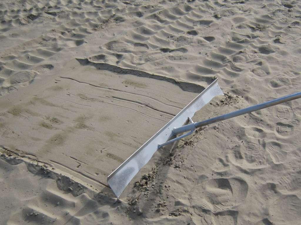 Sand Rake - Proline Engineering
