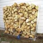 Firewood Stacker