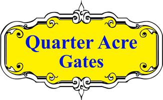 Quarter Acre Gates logo