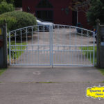Driveway Gates Style Custom Based on DG11