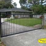 Driveway Gates Style DG04 Spear Top