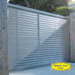 Driveway Gates Style Louver Rolling (2)