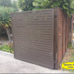 Driveway Gates Style Wooden Slat