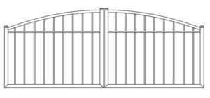 Driveway Gate DG-09