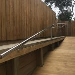 S/S Handrail - Mulit Level (2)