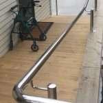S/S Handrail - Mulit Level